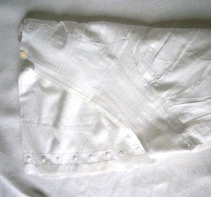 Hand embroidered French vintage underwear