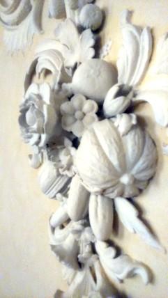 decorative plasterwork, Metropolitan Museum NYC