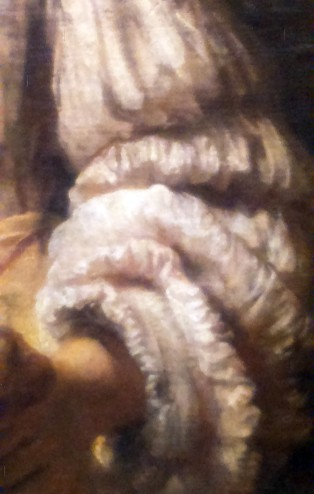rembrandt at the Met NYC