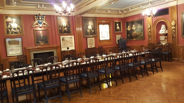 Worshipful company of Painters hall, London